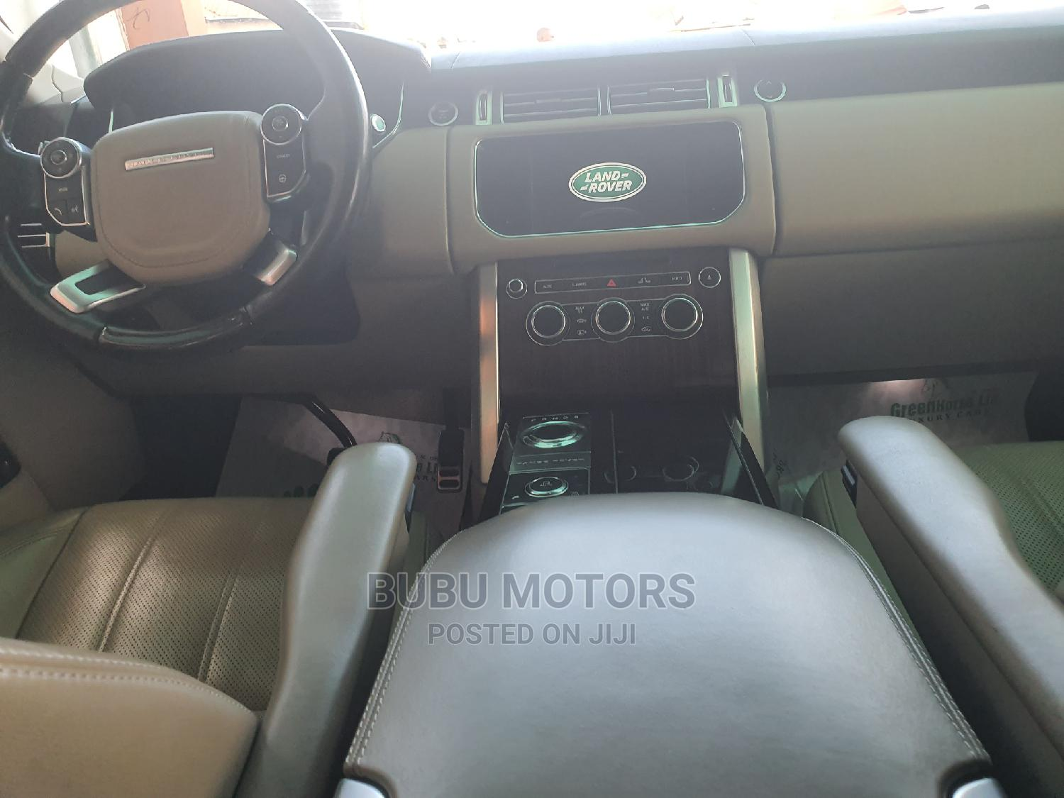 Land Rover Range Rover Sport 2015 Black | Cars for sale in Ogba, Lagos State, Nigeria