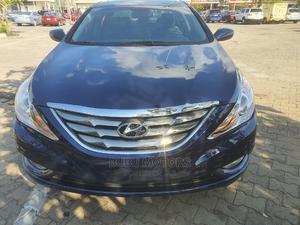 Hyundai Sonata 2013 Blue | Cars for sale in Lagos State, Ikeja