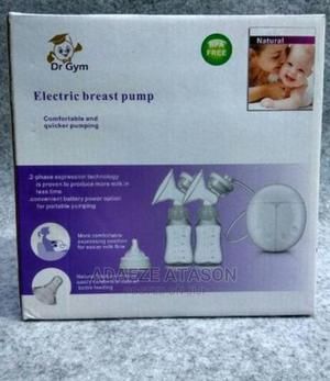 Dr Gym Double Electric Breast Pump ( With USB) With Breast S | Maternity & Pregnancy for sale in Lagos State, Ajah