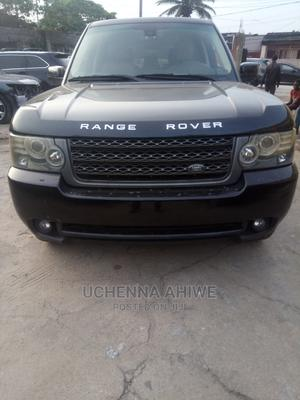 Land Rover Range Rover 2011 Black | Cars for sale in Lagos State, Surulere