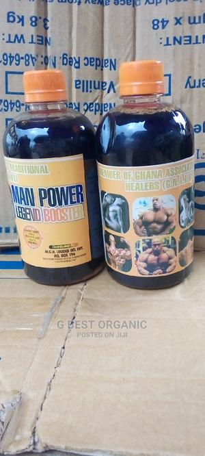 Man Power Legend Booster   Vitamins & Supplements for sale in Lagos State, Gbagada