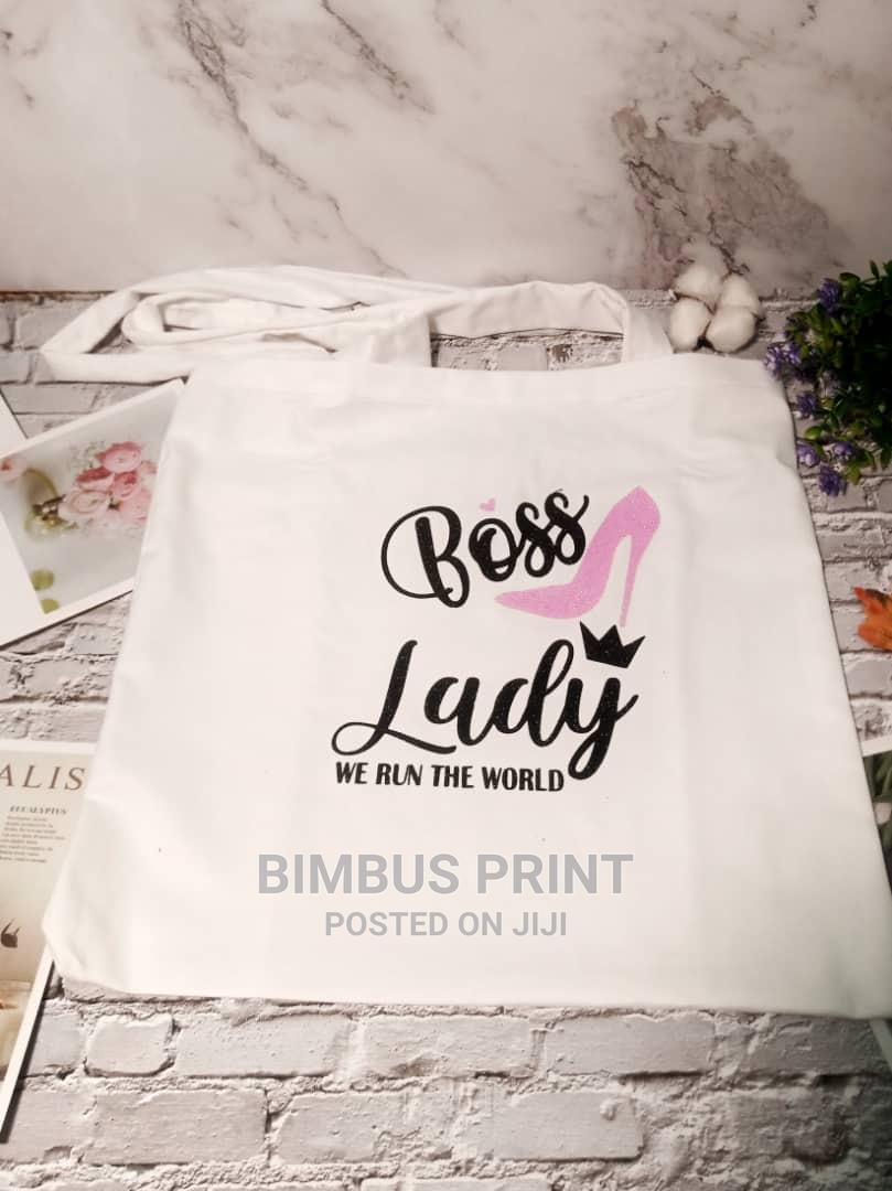 Customized Tote Bags   Bags for sale in Yaba, Lagos State, Nigeria