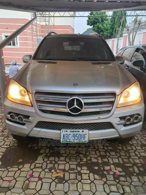 Mercedes-Benz GLK-Class 2010 350 4MATIC Silver | Cars for sale in Abuja (FCT) State, Garki 2