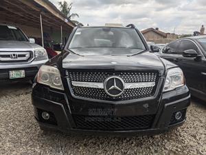Mercedes-Benz GLK-Class 2012 350 Black | Cars for sale in Lagos State, Ojodu