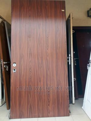 Multi Lock Isreali Security Door | Doors for sale in Abuja (FCT) State, Maitama