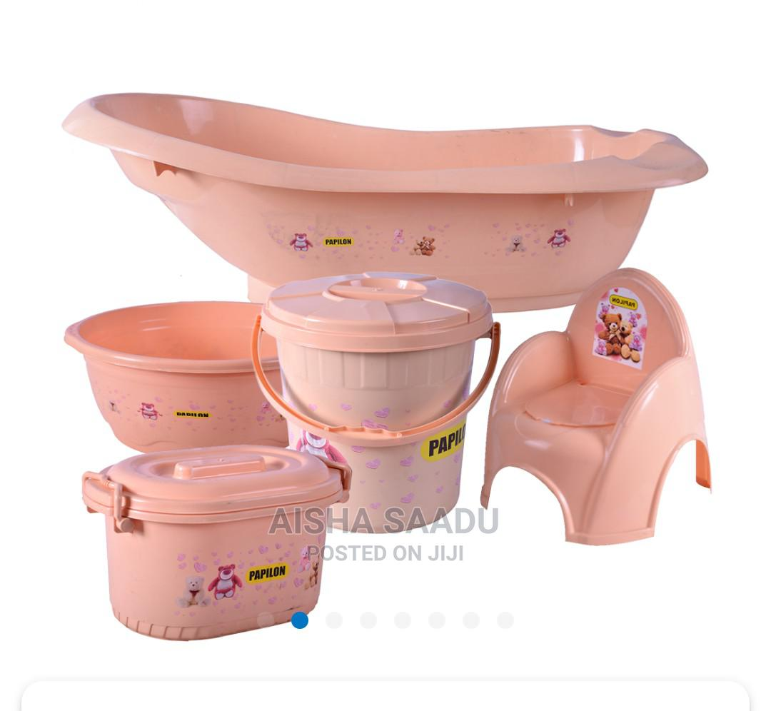 Baby Bath Set   Baby & Child Care for sale in Gwarinpa, Abuja (FCT) State, Nigeria