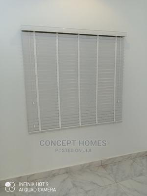 White Wooden Blind   Home Accessories for sale in Abuja (FCT) State, Wuse 2