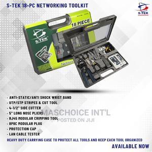 S-tek Networking Tool Kit | Hand Tools for sale in Lagos State, Ikeja