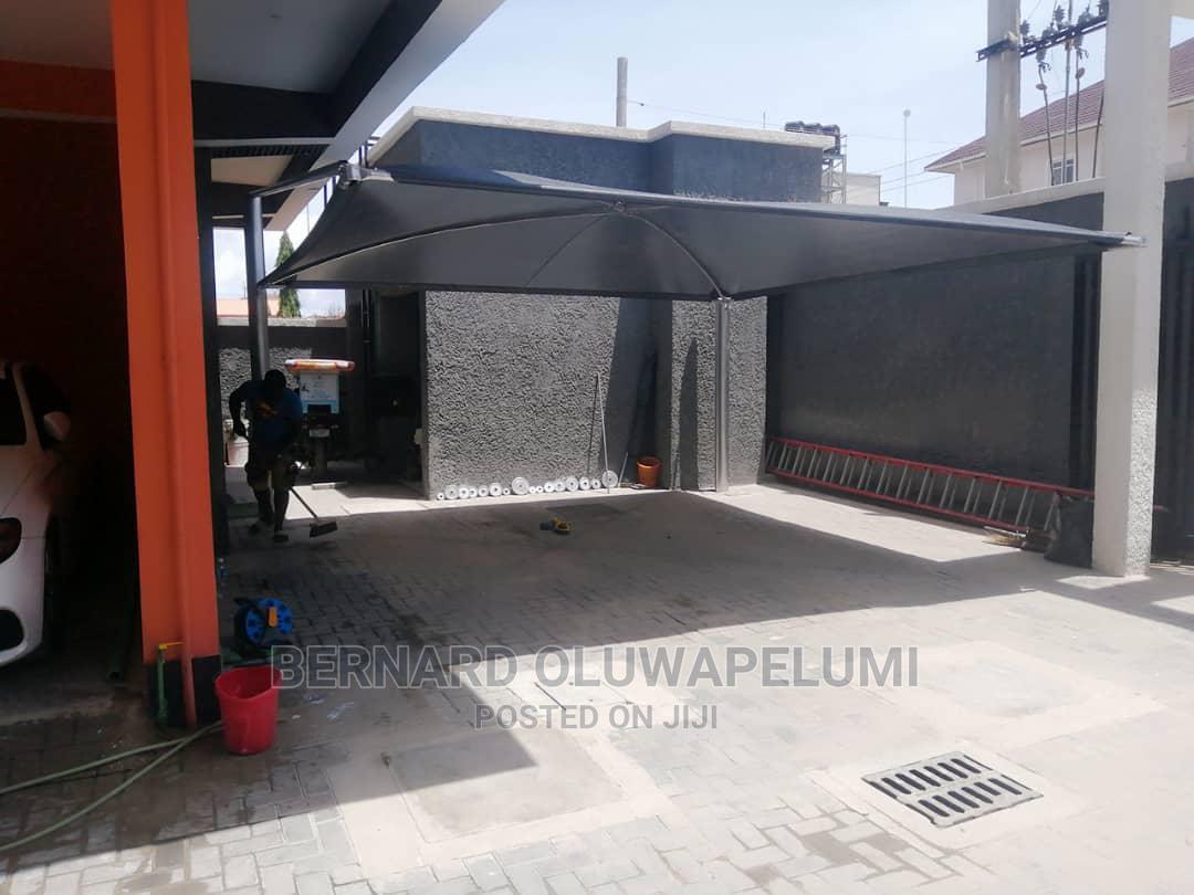 Carport Engineer/Car Park / Danpalon Engineer | Building & Trades Services for sale in Abeokuta South, Ogun State, Nigeria