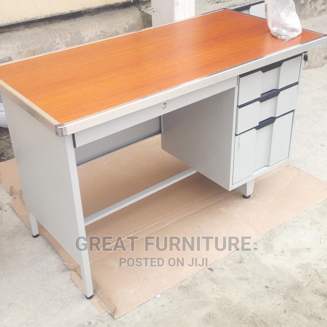 4feet Metal Table | Furniture for sale in Badagry, Lagos State, Nigeria