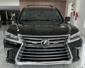 New Lexus LX 2020 570 Two-Row Black | Cars for sale in Lagos State, Lekki
