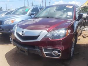 Acura RDX 2012 SH-AWD Red   Cars for sale in Lagos State, Apapa