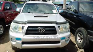 Toyota Tacoma 2006 Silver | Cars for sale in Lagos State, Ojodu