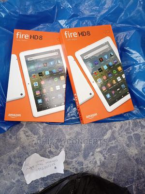 New Amazon Fire HD 8 (2020) 32 GB White | Tablets for sale in Lagos State, Lekki