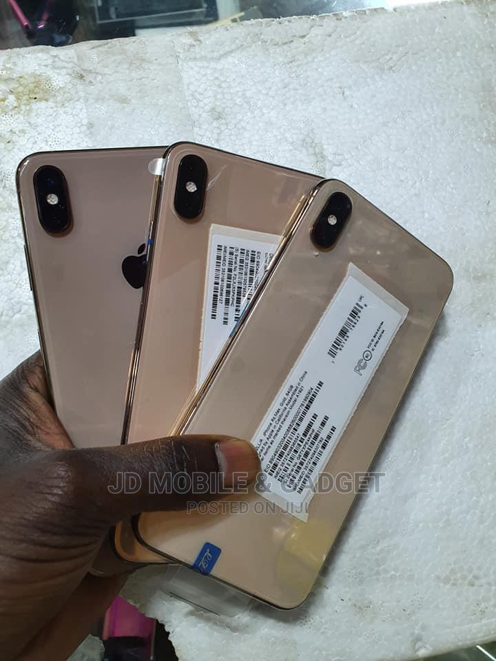 Apple iPhone XS Max 64 GB Gold | Mobile Phones for sale in Amuwo-Odofin, Lagos State, Nigeria