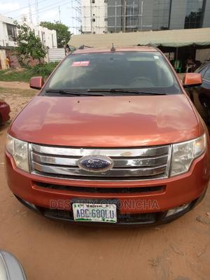 Ford Edge 2008 SE 4dr FWD (3.5L 6cyl 6A) Orange | Cars for sale in Abuja (FCT) State, Central Business District