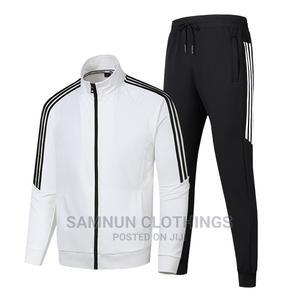 Luxury Adidas Unisex Tracksuit | Clothing for sale in Lagos State, Ikeja