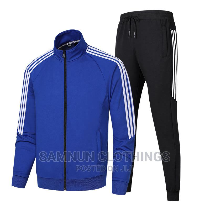 Luxury Adidas Unisex Tracksuit | Clothing for sale in Ikeja, Lagos State, Nigeria