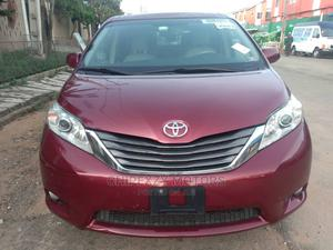 Toyota Sienna 2011 XLE 7 Passenger Mobility Red | Cars for sale in Lagos State, Amuwo-Odofin