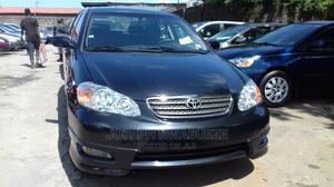 Toyota Corolla 2006 S Black | Cars for sale in Lagos State, Amuwo-Odofin
