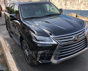 New Lexus LX 2020 Black | Cars for sale in Lagos State, Amuwo-Odofin