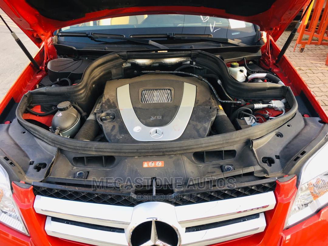 Mercedes-Benz GLK-Class 2011 350 Red | Cars for sale in Magodo, Lagos State, Nigeria