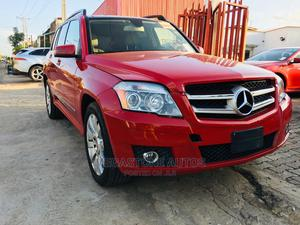 Mercedes-Benz GLK-Class 2011 350 Red | Cars for sale in Lagos State, Magodo