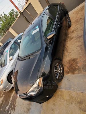 Toyota Corolla 2016 Black   Cars for sale in Oyo State, Ibadan
