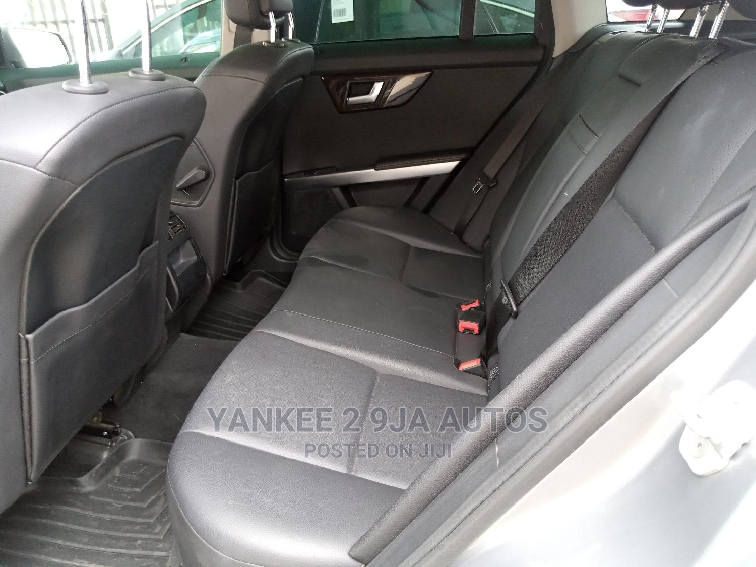 Mercedes-Benz GLK-Class 2015 Gray | Cars for sale in Ikeja, Lagos State, Nigeria