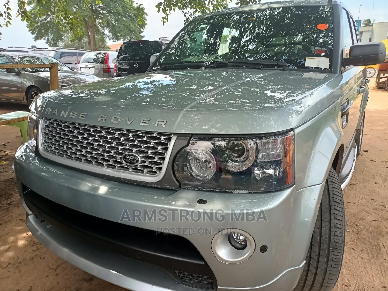 Archive: Land Rover Range Rover Sport 2008 4.2 V8 SC Gray