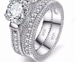 Sterling Silver Wedding Rings | Wedding Wear & Accessories for sale in Lagos State, Ikeja