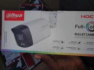 5MP Full Colour Dahua HD Camera   Security & Surveillance for sale in Lagos State, Ikeja