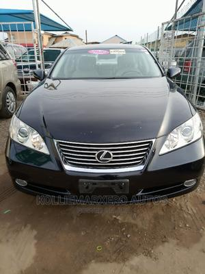 Lexus ES 2009 350 Blue   Cars for sale in Lagos State, Abule Egba