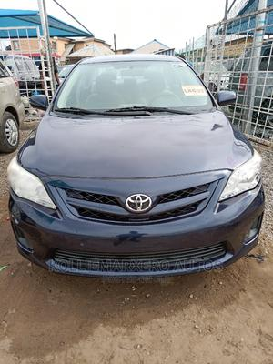 Toyota Corolla 2012 Blue   Cars for sale in Lagos State, Abule Egba