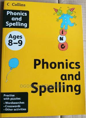 Collins Phonics and Spelling for Age 8-9 | Books & Games for sale in Lagos State, Yaba