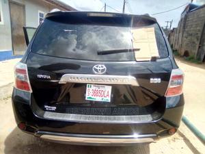 Toyota Highlander 2008 Hybrid Black   Cars for sale in Lagos State, Ikeja