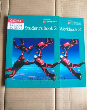 Collins International Primary Science Book 2 and Workbook 2   Books & Games for sale in Lagos State, Yaba