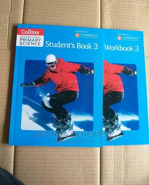 Collins International Primary Science Book 3 and Workbook 3   Books & Games for sale in Lagos State, Yaba