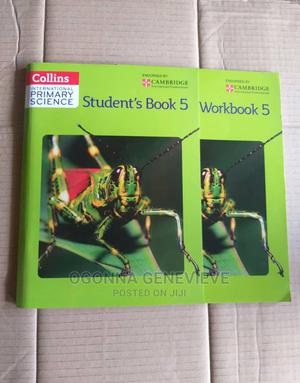 Collins International Primary Science Book 5 and Workbook 5   Books & Games for sale in Lagos State, Yaba