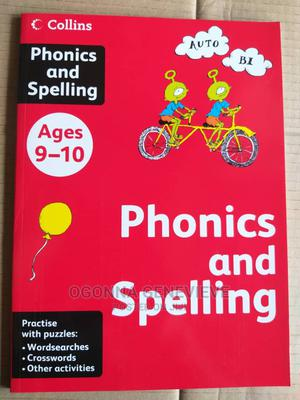 Collins Phonics and Spelling Ages 9-10 | Books & Games for sale in Lagos State, Yaba