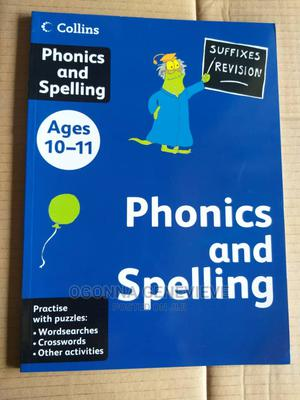 Collins Phonics and Spelling Ages 10-11 | Books & Games for sale in Lagos State, Yaba