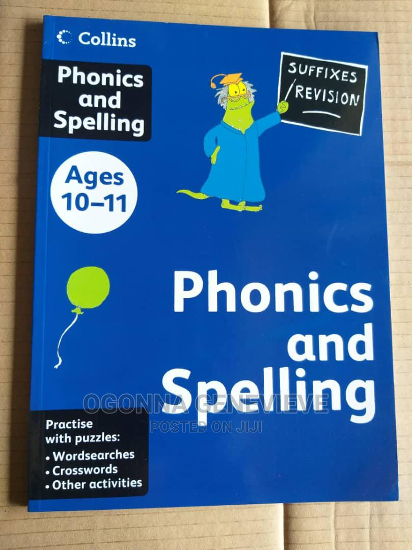 Collins Phonics and Spelling Ages 10-11