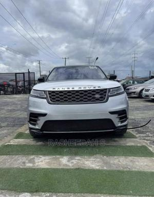 Land Rover Range Rover Velar 2018 P380 SE R-Dynamic 4x4 Silver | Cars for sale in Lagos State, Maryland