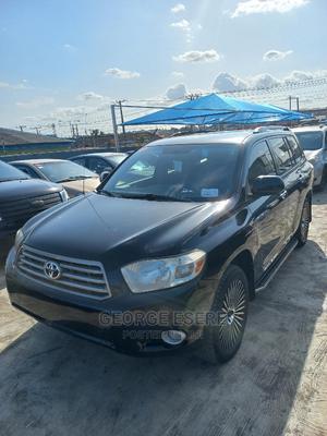Toyota Highlander 2010 Limited Black   Cars for sale in Lagos State, Ikeja
