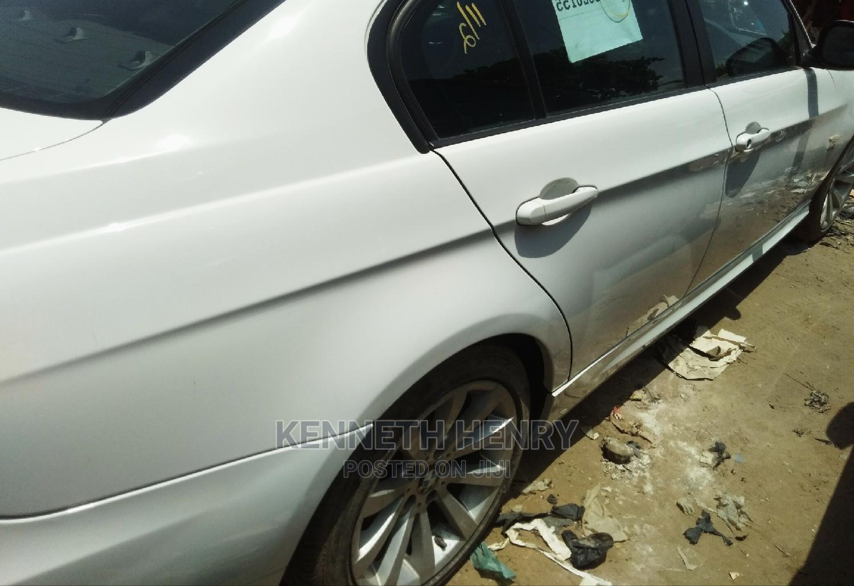 Archive: BMW 328i 2012 White
