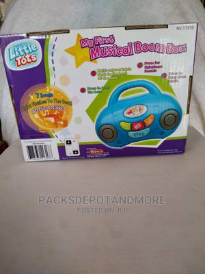Musical Boom Box | Toys for sale in Lagos State, Mushin