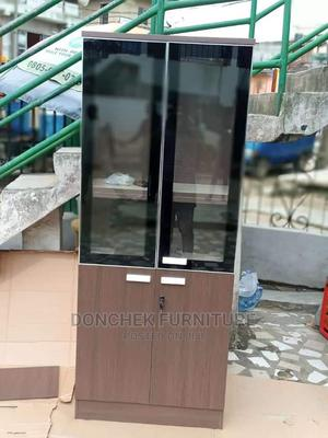 Wooden Office Shelf   Store Equipment for sale in Lagos State, Ojo