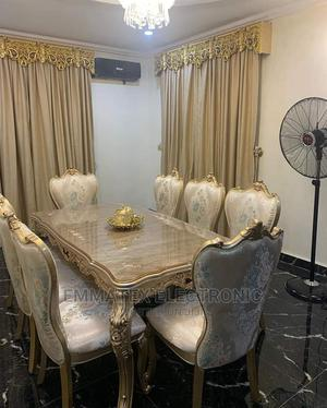Brown Dinning Table Foreign | Furniture for sale in Lagos State, Ikeja