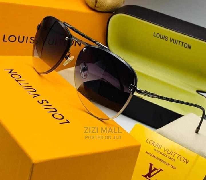 Archive: Brown Skin Louis Vuitton Glasses