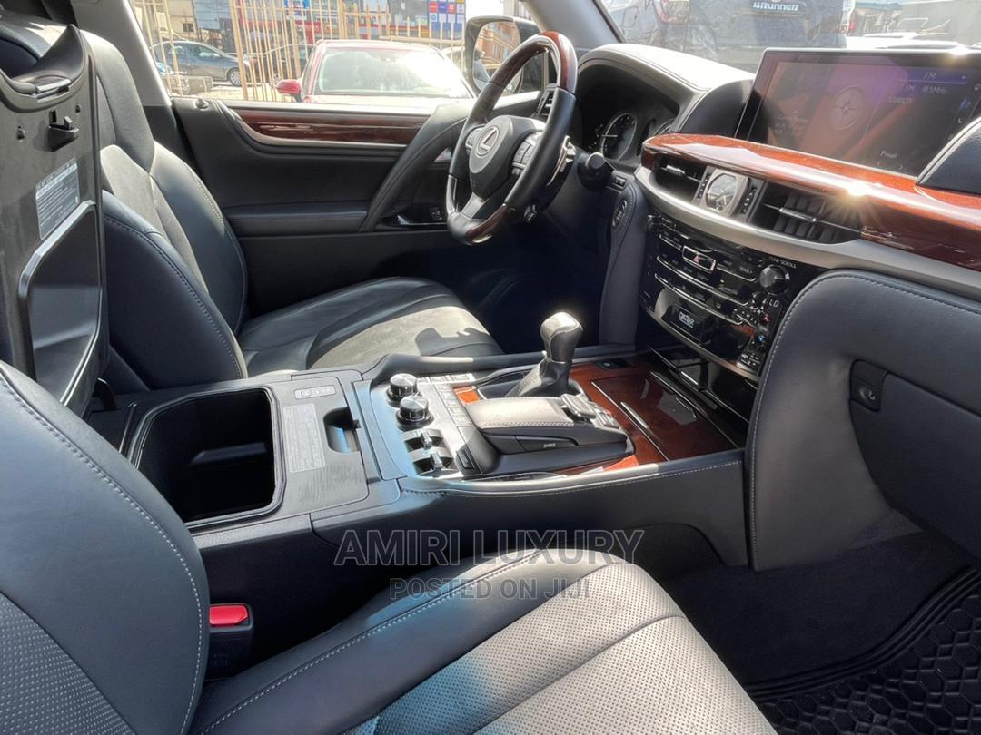 Lexus LX 2019 Black | Cars for sale in Lekki, Lagos State, Nigeria